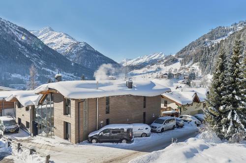 Schlosskopf Suiten St. Anton am Arlberg