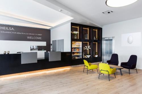 Hotel Ísland – Spa & Wellness Hotel Foto principal