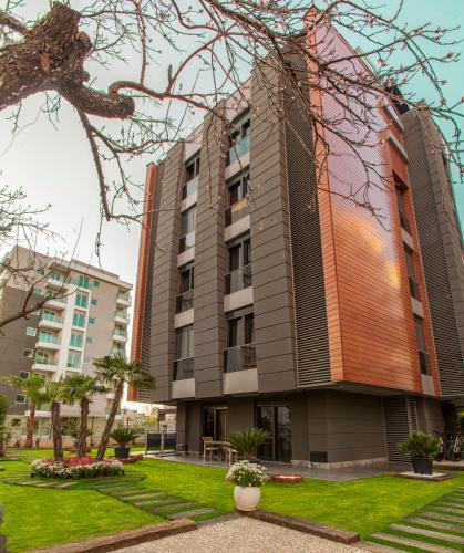 Antalya BMK Suites Apartments yol tarifi