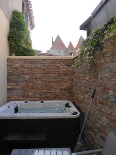 un gîte dans la cité - Location saisonnière - Carcassonne
