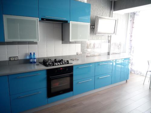. Apartments on Okruzhnaya 2A