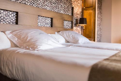 Habitación Doble Deluxe - 1 o 2 camas Pazo da Pena Manzaneda 9