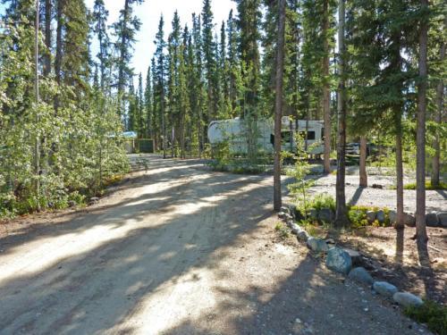 Tagish Holiday Park, Yukon