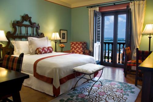 Hotel El Convento istabas fotogrāfijas