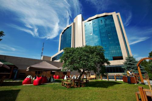 InterContinental Almaty, an IHG hotel - Hotel - Almaty