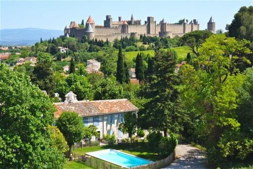 L'Orée de la cité - Location saisonnière - Carcassonne