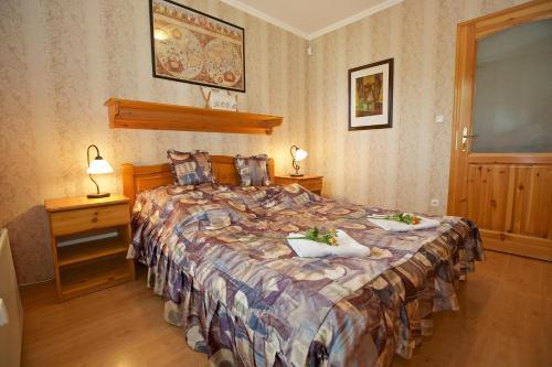 Harmónia Apartman foto della camera