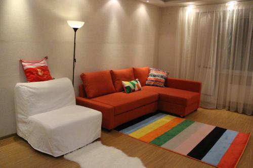 . Apartment-2 on Pravda 40