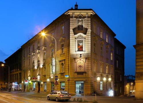 Hotel-overnachting met je hond in Hotel Golden City Garni - Praag - Praag 3