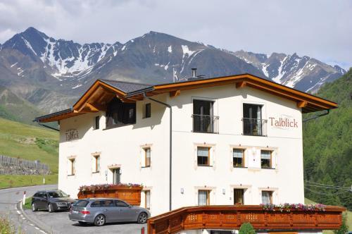 Haus Talblick - Accommodation - Curon Venosta