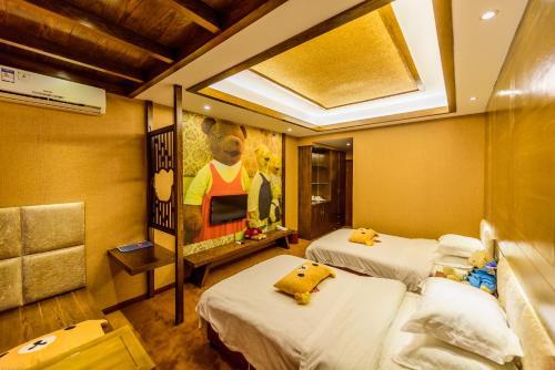. Mount Emei Teddy Bear Hostel