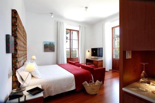 Junior Suite with Terrace Sa Cabana Hotel & Spa - Adults Only 16