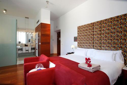 Junior Suite with Terrace Sa Cabana Hotel & Spa - Adults Only 9