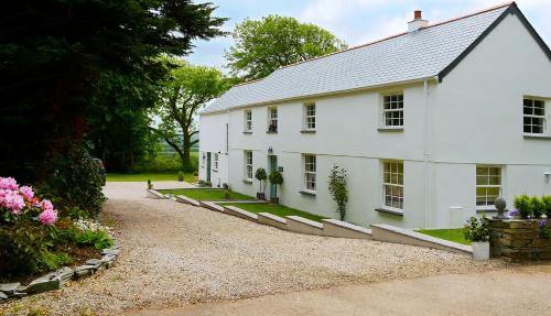 Caroe Farm House, Boscastle, Cornwall