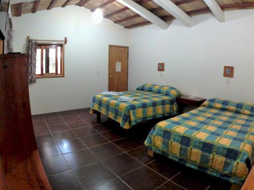 Hotel Cabañas Safari room Valokuvat