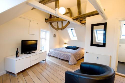 Den Gamle Købmandsgaard Bed & Breakfast, Pension in Ribe