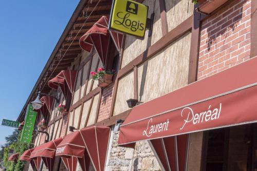 Hotel Restaurant Laurent Perreal