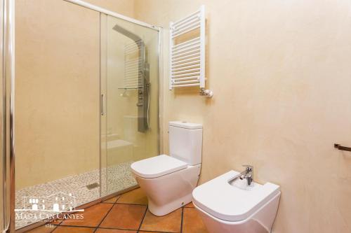 Habitación Doble Masia Can Canyes & Spa 6