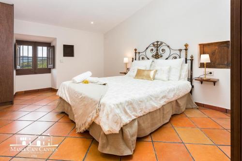 Habitación Doble Masia Can Canyes & Spa 4