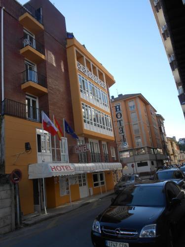 Accommodation in San Vicente de la Barquera