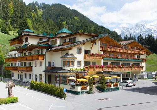 Hotel Lärchenhof Lermoos