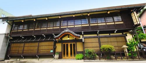 Ryokan Kaminaka - Accommodation - Takayama