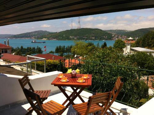 Istanbul Villa Bosphorus Konak rezervasyon