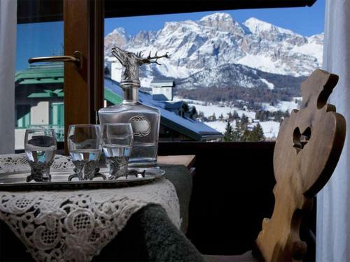 Hotel Cristallino d'Ampezzo a Cortina d'Ampezzo