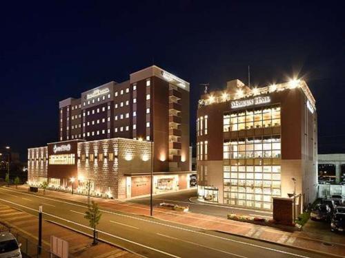 호텔 WBF 그랜드 아사히카와