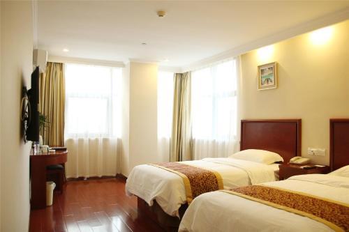 GreenTree Inn Fujian Fuzhou Jinshan Wanda PuShang Avenue Business Hotel