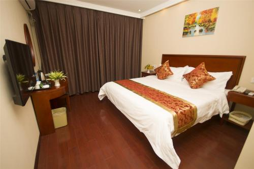 . GreenTree Inn Shanxi Changzhi Airport WeiyuanmenNorthRoad Express Hotel