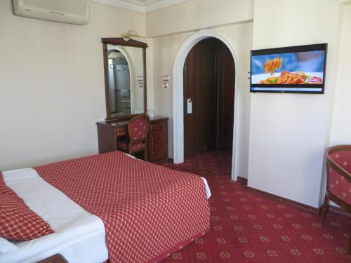Ankara Ozilhan Hotel tatil