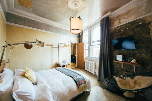 The Culpeper Hotel Review Spitalfields London Travel