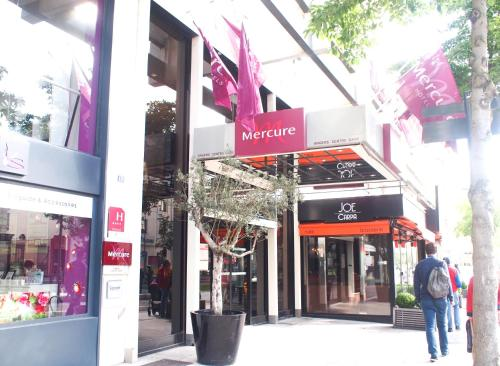Mercure Angers Centre Gare