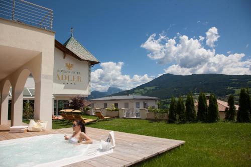 . Sonnenhotel Adler Spa & Nature Adults only