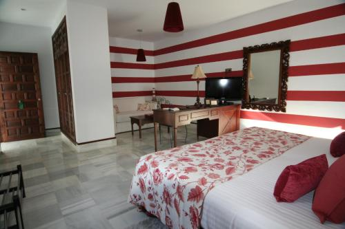 Suite Junior (3 adultos) Palacio San Bartolomé 16