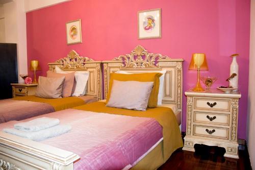 Enallio Luxury Apartments, Pension in Nafplio