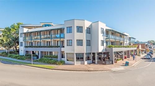 . The Brighton Apartments