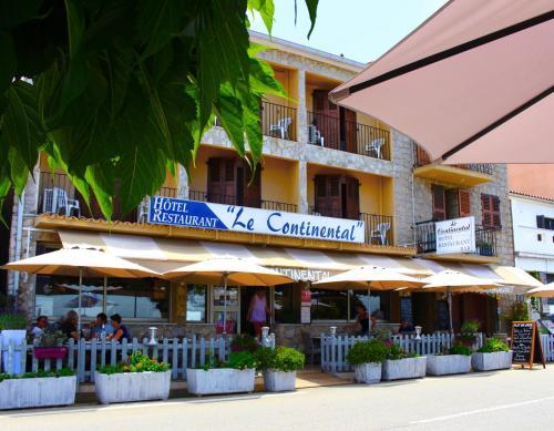 Hôtel & Restaurant Le Continental