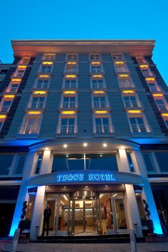 Bursa Tugcu Hotel Select yol tarifi