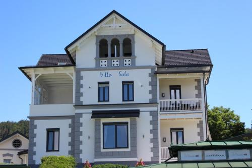 . Seeappartements Villa Sole