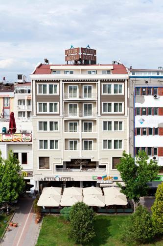 Canakkale Artur Hotel ulaşım