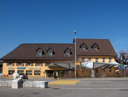 . Hotel Restaurant Schiff