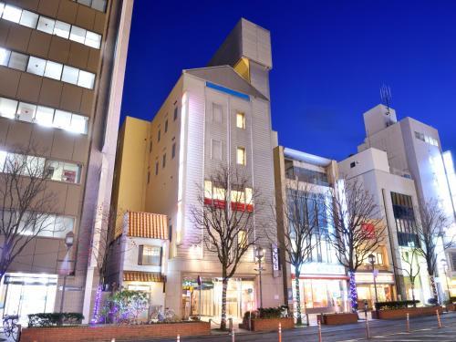 盛岡酒店 Morioka City Hotel