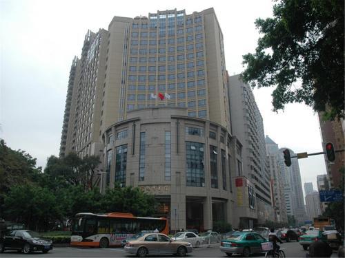 HotelGoldenkey Floor Yuexiu Hotel