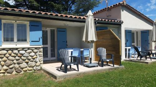 Accommodation in Lagrand