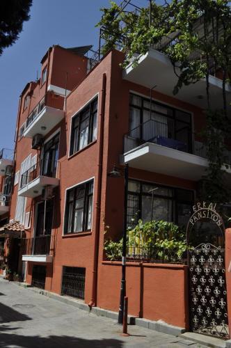 Antalya Erkal Pension address
