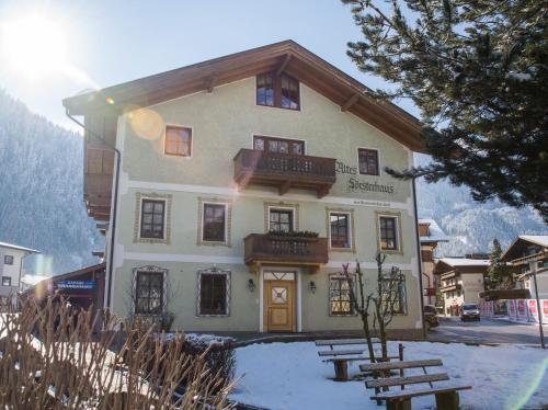 Försterhaus zum Kramerwirt Mayrhofen