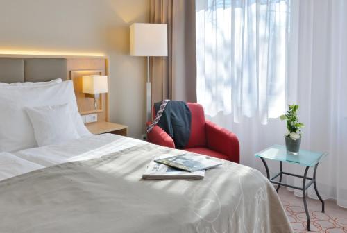Best Western Premier Alsterkrug Hotel photo 62