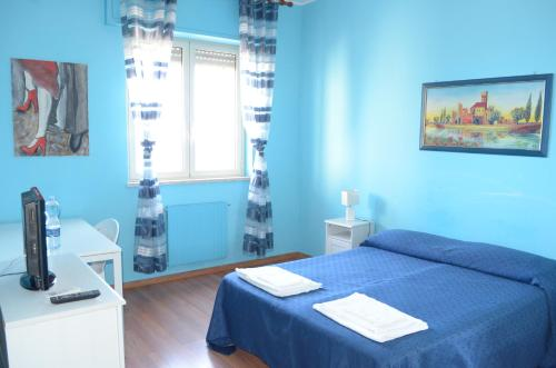 Quarto Duplo ou Twin Standard com Vista Mar (Standard Double or Twin Room with Sea View)